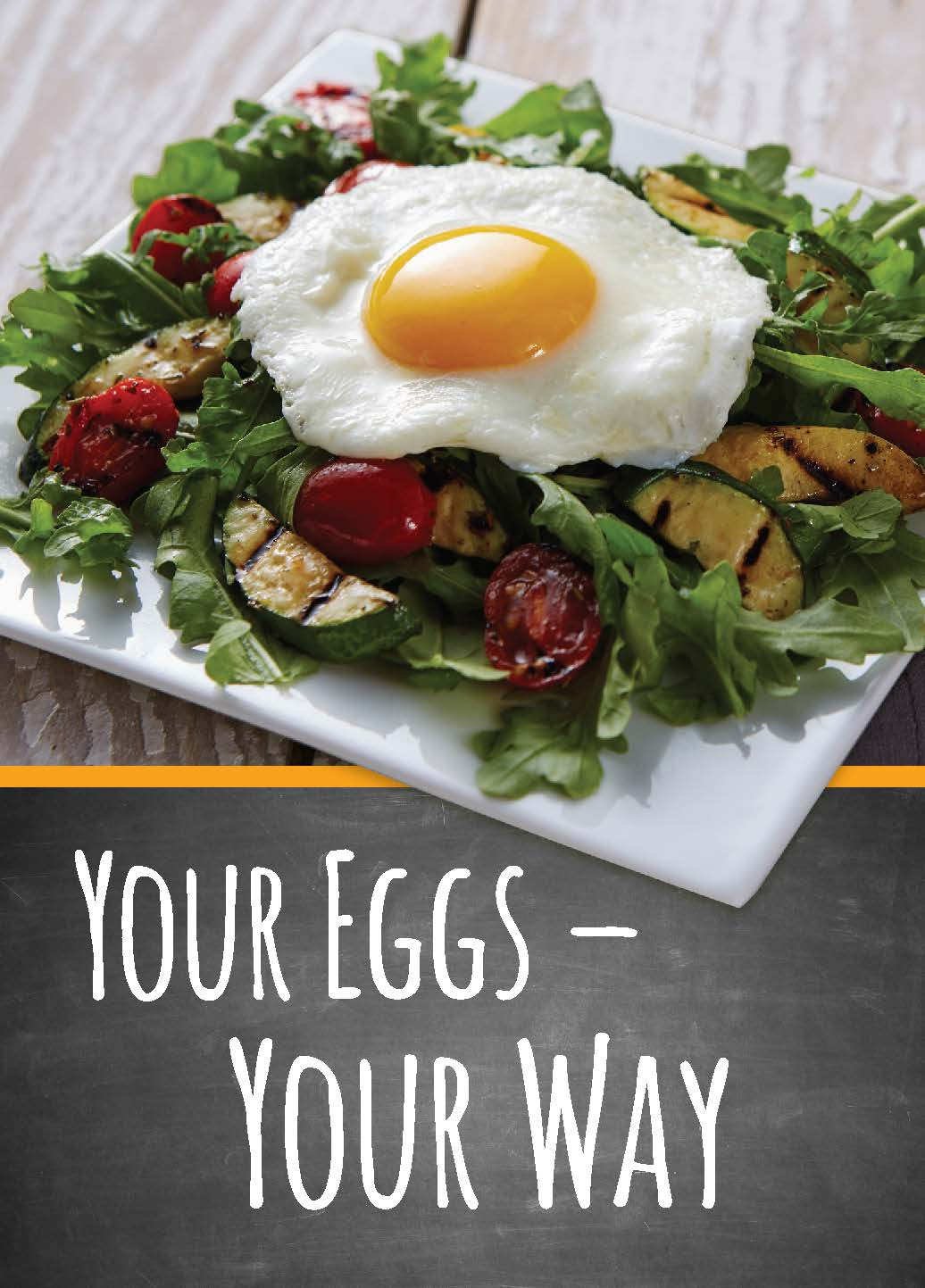 Your Eggs, Your Way