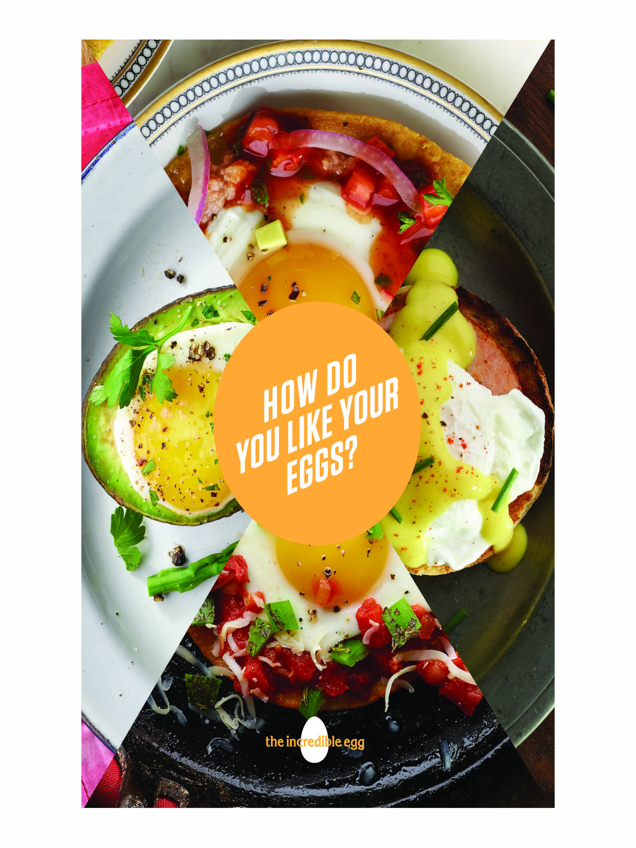 How Do You Like Your Eggs? Recipe Booklet